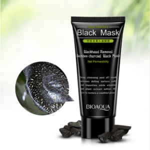Deep cleansing Black Mask, Black Head Removal Face Mask.